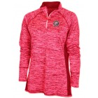 BAW Ladies DT 4 Runners 1/4-Zip Pullover